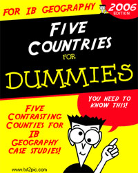 Five Countries for Dummies
