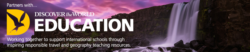 Partners with Discover the World Education