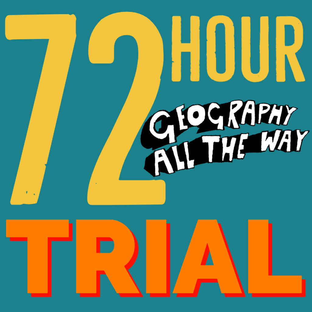 72 hour free trial