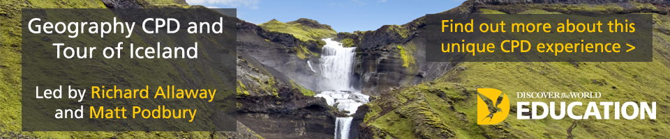 Geography CPD and Tour of Iceland